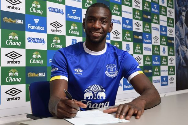 Everton-Unveil-New-Signing-Yannick-Bolasie