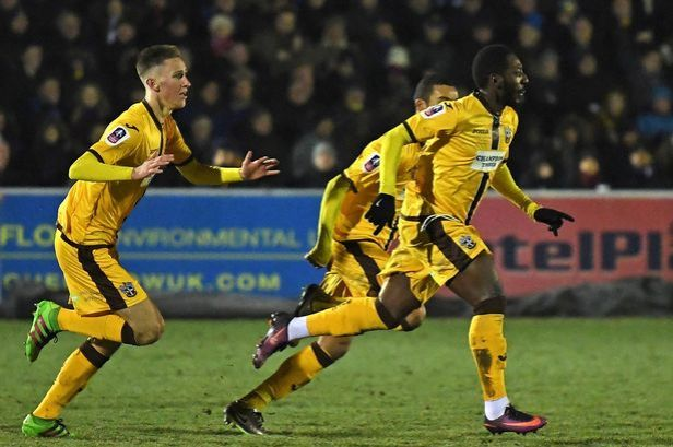 afc-wimbledon-v-sutton-united-the-emirates-fa-cup-third-round-replay